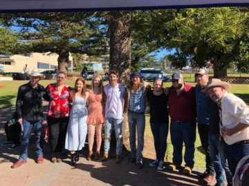 2018 Central Coast Country Music Festival