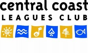 Central Coast Leagues Club Logo