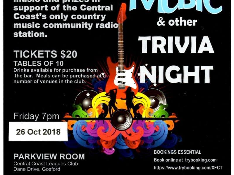 TC941 Music Trivia Night