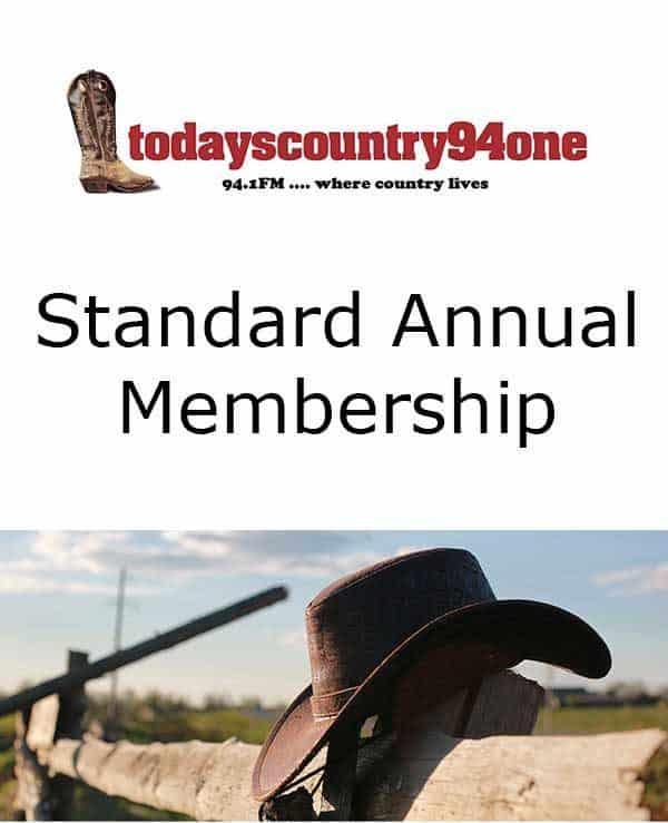 Standard Annual Membership