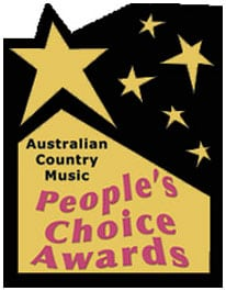 Australia Country Music People Choice Award