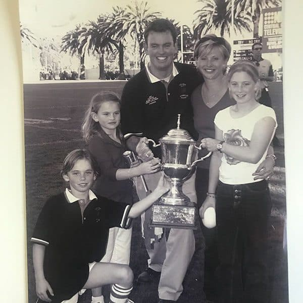Tony Clarke Wyong Roos Coach