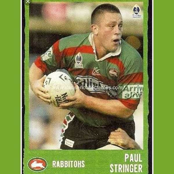 Paul Stringer - Rugby Legend
