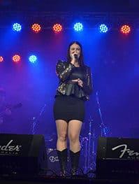 Emily Markham 2012 Brand New Star