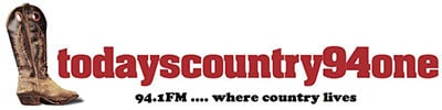 Todays Country 94One logo